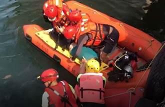 漁工未穿救生設備作業溺斃 雇主違反職安法