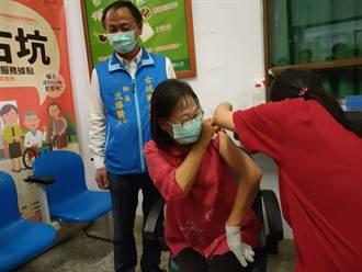 公費疫苗開打 雲縣長者加碼免費施打肺鏈疫苗