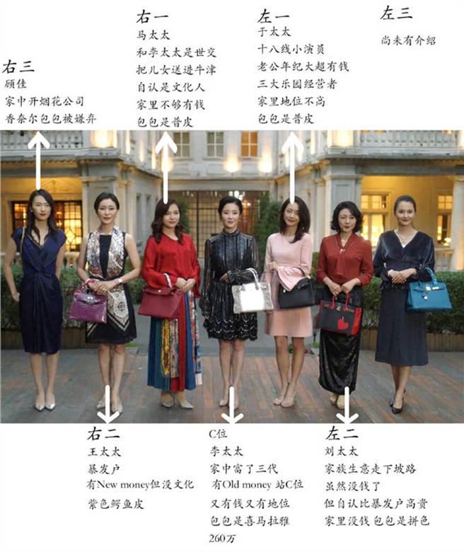 童瑤主演陸劇《三十而已》經典一幕。(取自微博)