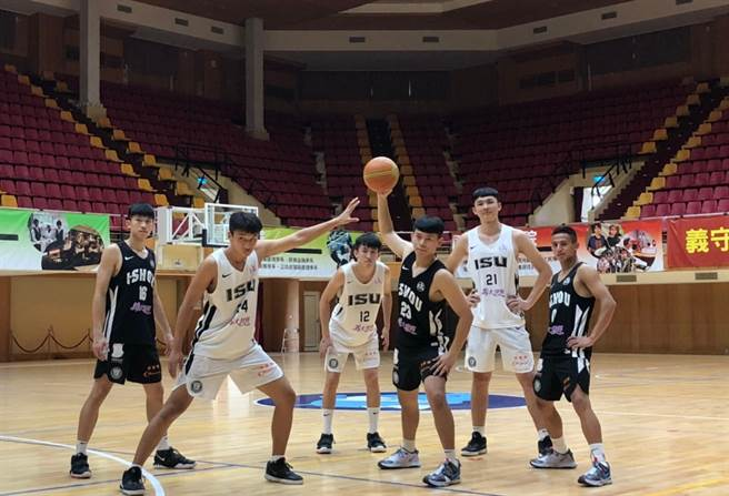 義守大學男籃將參加姥姥盃籃球錦標賽,和UBA勁旅、世大運代表隊、中華白對抗,球迷們別錯過了。(義守大學提供)