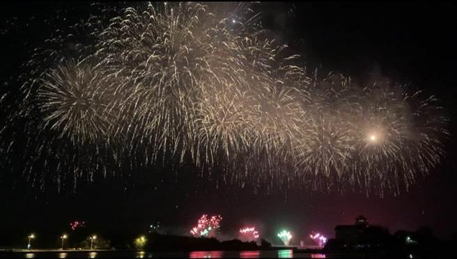 國慶焰火在台南 注意事項看這裡