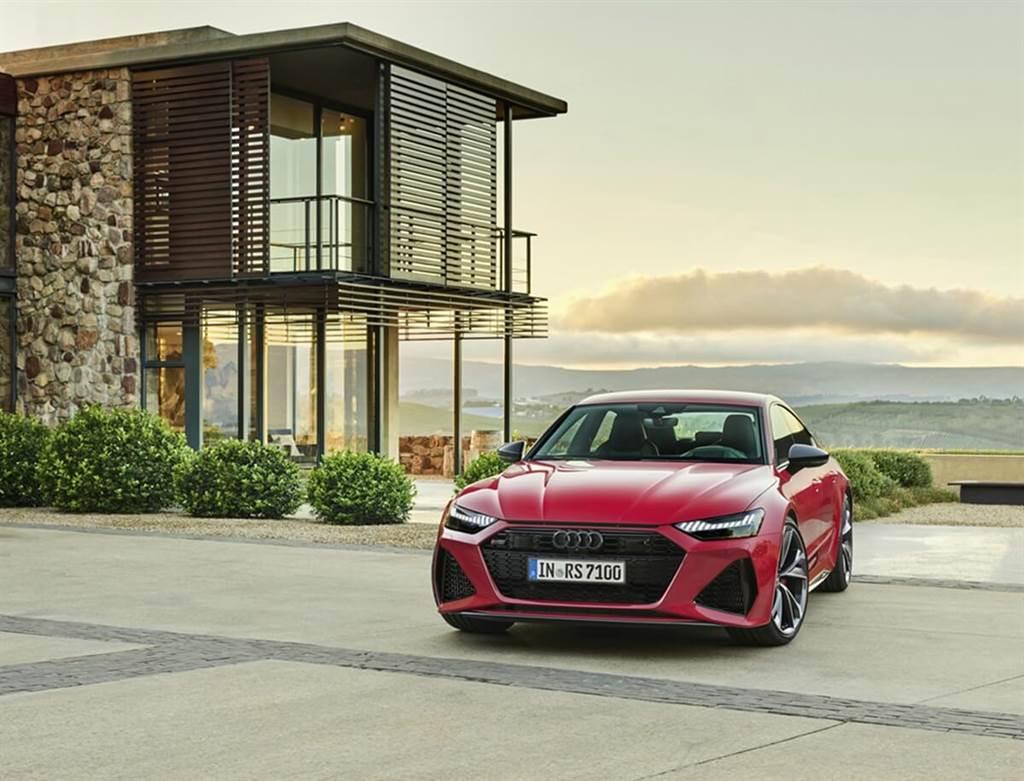 四環性能軍團強襲登台!Audi RS / S性能車款開始接單預售