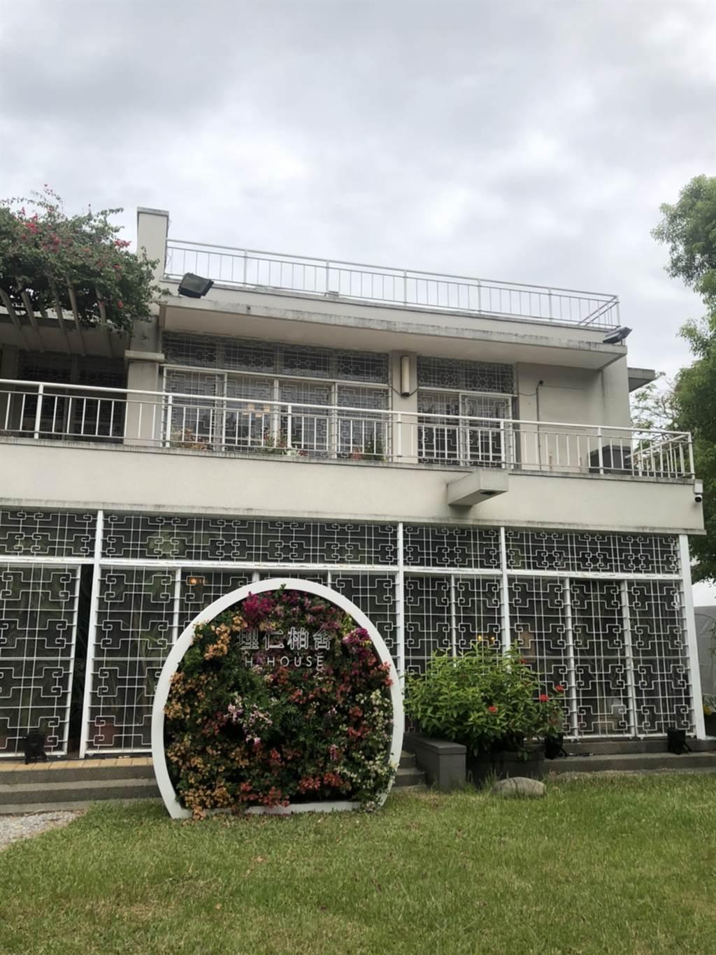 「理仁柏舍」以策展方式,於興建前規劃了為期3個月的複合式藝文園區。