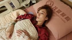38歲本土劇女神「子宮衰退」開刀暴瘦 哀吐:很想好好活著