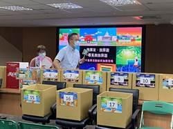 「南旅屏遊」酷卡活動抽獎 76名幸運名單出爐