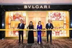 寶格麗晶華酒店新開幕 頂級珠寶腕表抵台巡展