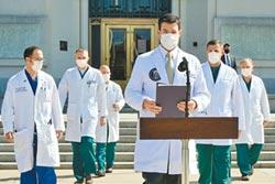 華春瑩期盼 美患者獲總統級治療
