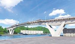 南方澳跨港大橋動工 2022年8月完工