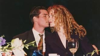 妮可基嫚離婚阿湯哥近20年 首談前夫「我們的婚姻很快樂」