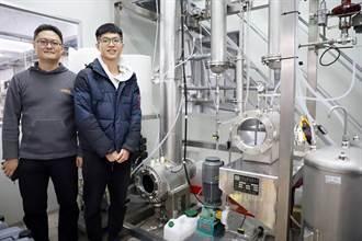 台科大智能化工廠 半導體製程廢棄物再利用
