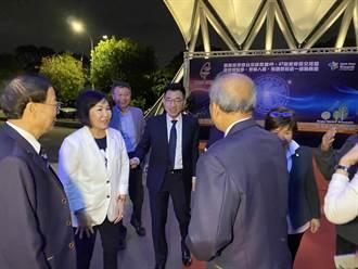 江啟臣參加同濟會台灣總會晚宴感謝大家為社會付出