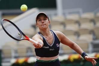 法網》從會外賽到4強 阿根廷女將創紀錄