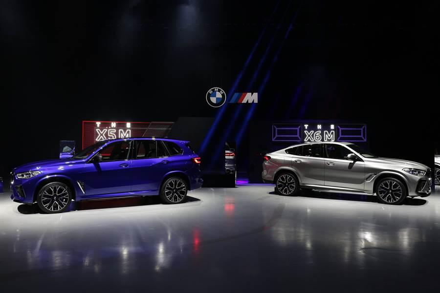 繼今年5月X6 M上市後,X5 M也隨後駕到,可惜的是動力最狂的Competition版本因無法通過國內驗車法規而無緣登台。