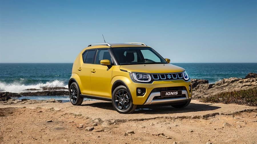 Suzuki Ignis 以 MHEV 動力之姿重返市場、將於 10/21 發表