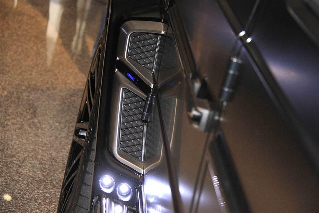 包含「天字第一號」BRABUS G800在台亮相!起始售價:1535萬