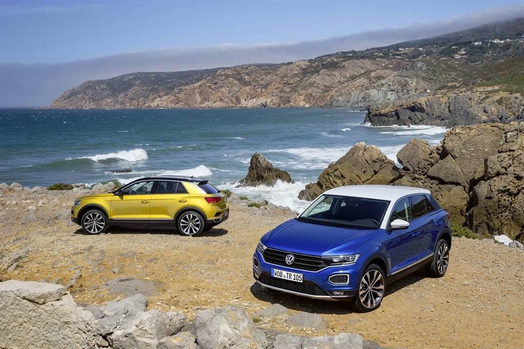 搶攻連假商機!VW最型潮旅T-Roc全台搶先巡迴