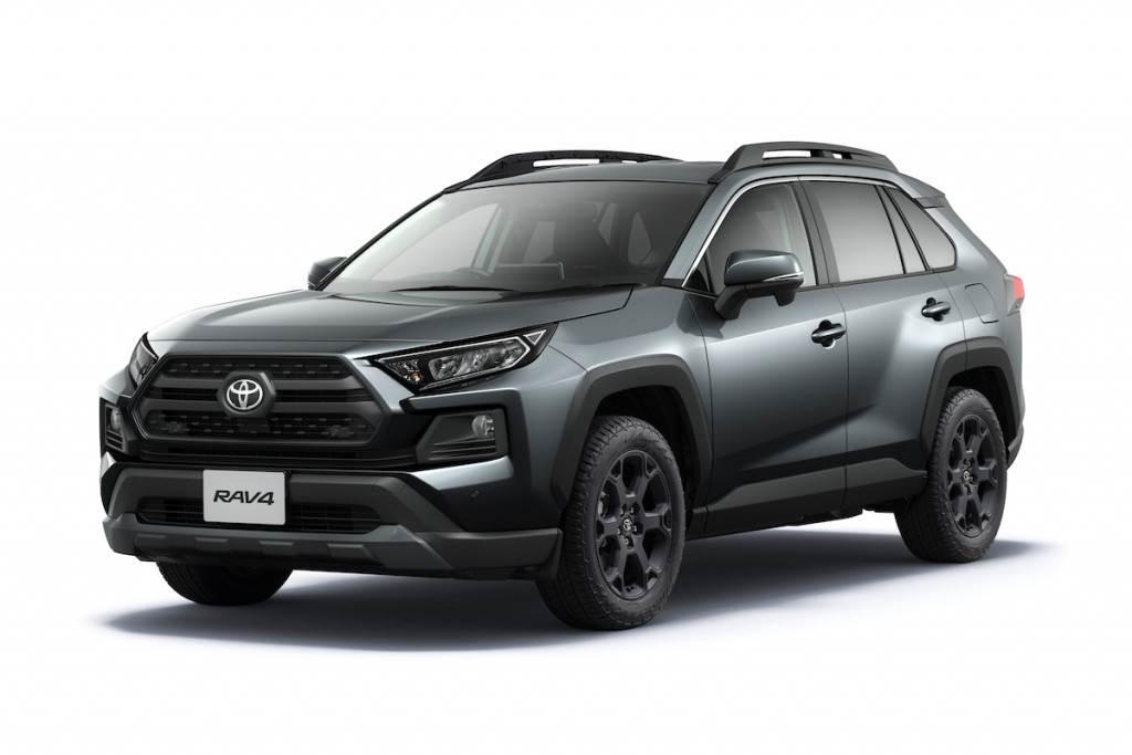 """最佳改裝範本,Toyota RAV4 特別仕様車 Adventure""""OFFROAD package"""" 日本限定發售"""