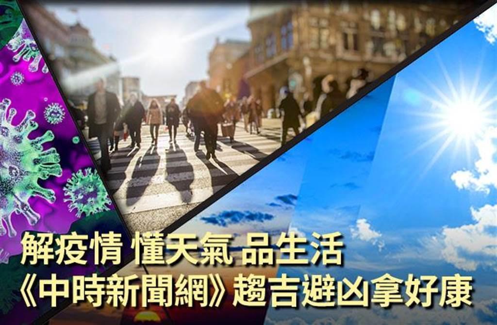 解疫情 懂天氣 品生活 《中時新聞網》趨吉避凶拿好康