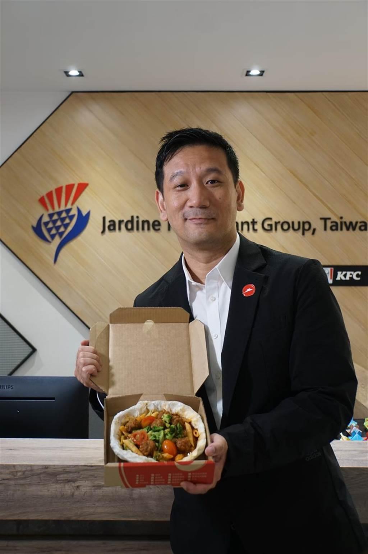 (台灣比薩連鎖領導品牌必勝客7日宣布正式成立「Pasta Hut」品牌,總經理梁家俊表示,將以美味義大利麵打造品牌第二明星商品。圖/姚舜攝)