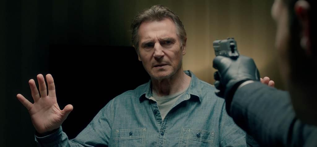 最強老爸連恩尼遜主演的《倒數反擊》將上映救援電影市場。(威視電影提供)