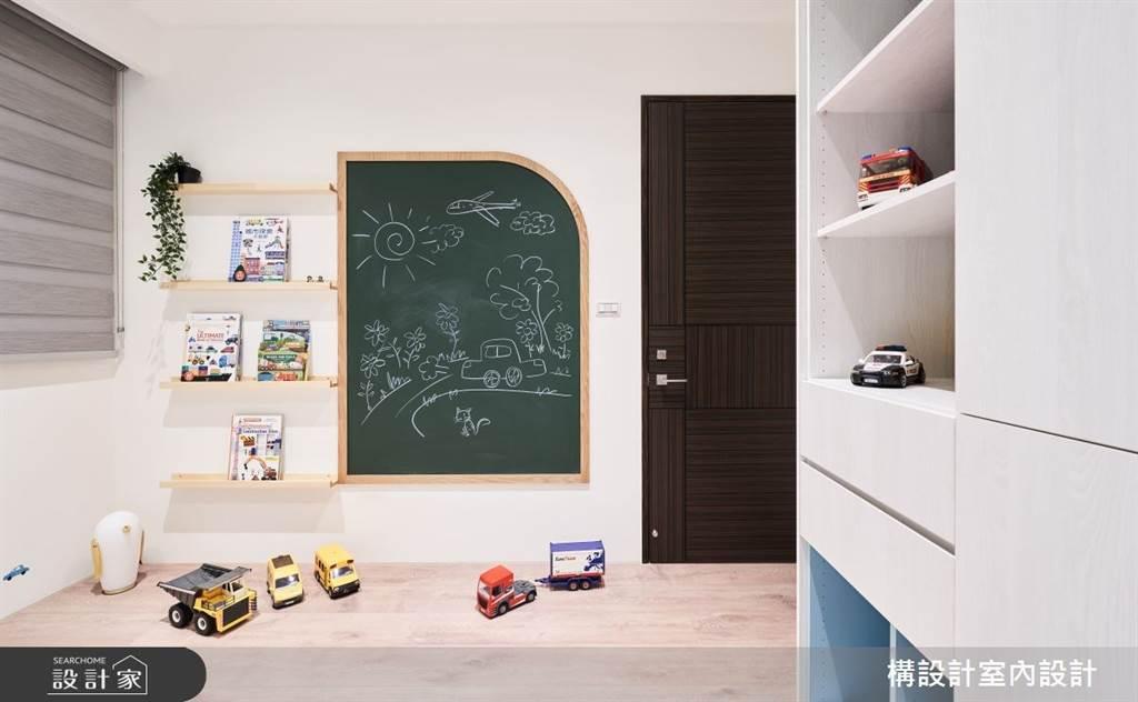 圖片提供/構設計室內設計