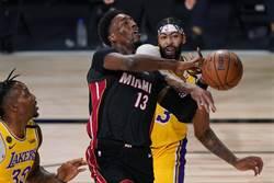 NBA》熱火G4開打前利多 阿德巴約將回歸