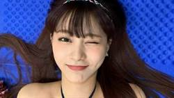 子瑜慶出道5週年脫了「超辣泳裝正面照」曝光引暴動