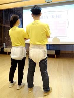 體驗穿尿布不適 發展「皮膚微氣候管理照護模式」預防失禁性皮膚炎