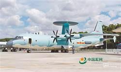 陸高新特種機齊聚海南 專家:常駐南海經營戰場、阻敵情蒐