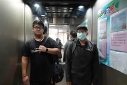 防疫滴水不漏 吳鳳科大宿舍安裝智慧聲控電梯