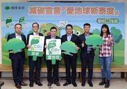 國泰減碳 救8,219座大安公園