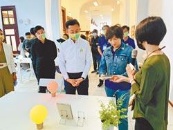 饒慶鈴訪設計展 取經古蹟維護