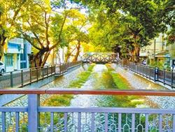 掀起綠川蓋頭 打造親水公園