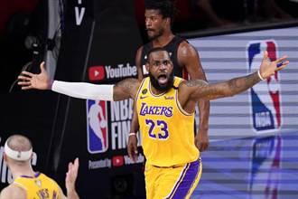 NBA》詹皇當心了 今年再輸就變成韋斯特