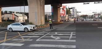 國慶連假3天中市警疏導車潮措施避塞