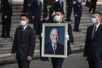李登輝奉安禮拜完成 總統府公布墓誌銘