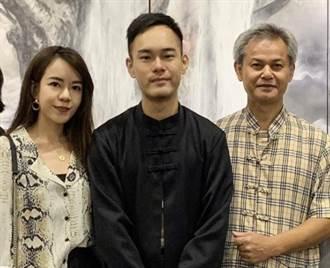 雲林藝術家陳玄茂 父子3人攜手翻新偏鄉藝文