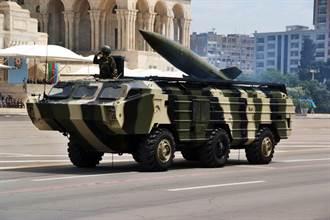 「雙亞」戰爭升級 亞美尼亞發射地對地戰術飛彈