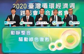 臺灣循環經濟週 16日起跑