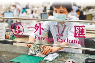 新台幣飆 攻28.5元彭淮南防線