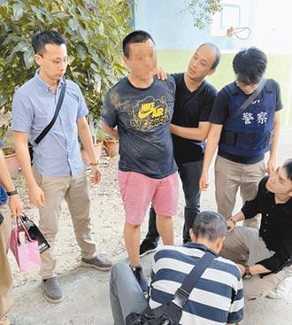 台南殯儀館槍擊案 3小時逮凶嫌