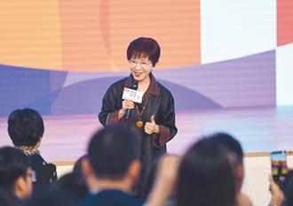 赴杭州青年論壇 洪秀柱9日啟程