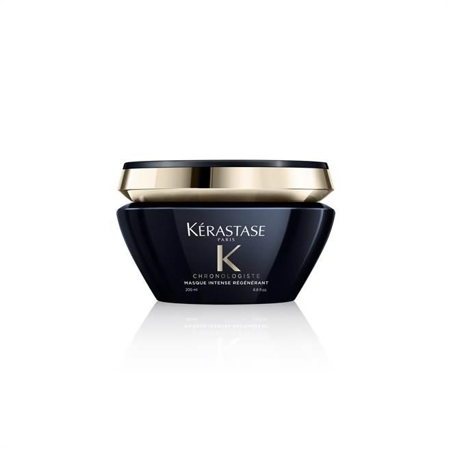 KERASTASE巴黎卡詩黑鑽極萃逆時髮膜200ml,2900元。(KERASTASE提供)