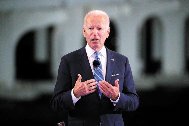美國民主黨總統候選人拜登說,如果沒有安全疑慮,他願意參加15日的第2場辯論。(路透)