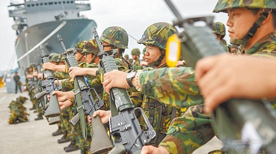 重大改革 嚴德發:後備將成立「防衛動員署」每年召訓量由12萬人增為26萬人