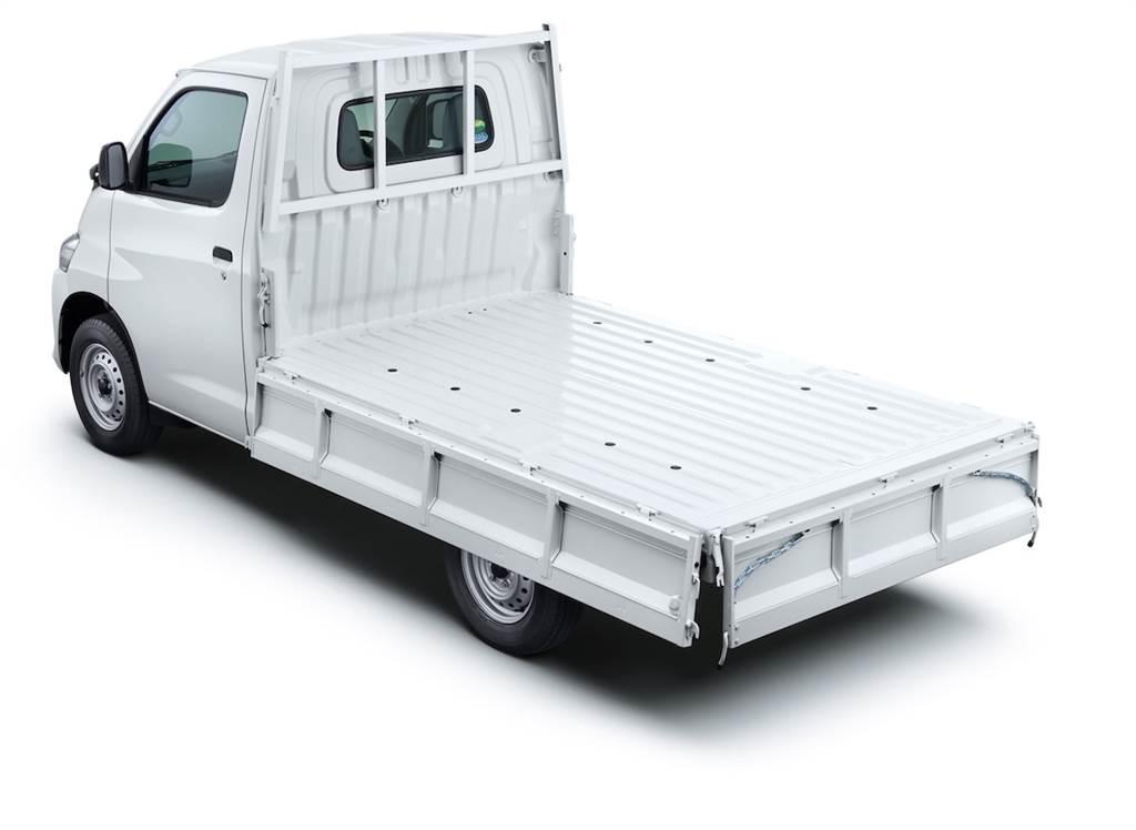 Toyota TownAce Truck 貨車再度捕獲,上市時程未定!