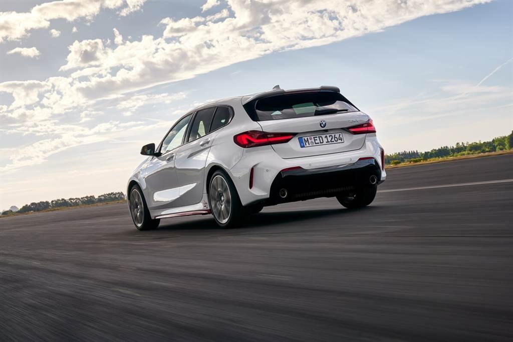 BMW 128ti正式亮相!買車就送Michelin Pilot Sport 4