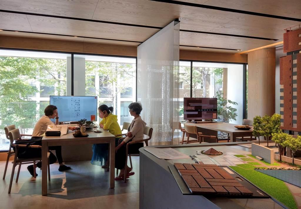 今年台北市預售屋建案所占比重衝到最高。(葉思含攝)