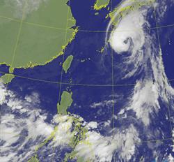 國慶連假北台灣有雨 下周熱帶擾動到 對台影響曝光