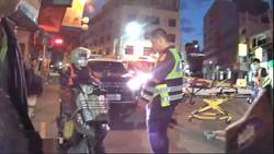 8旬失智翁深夜走失 警民協力助返家